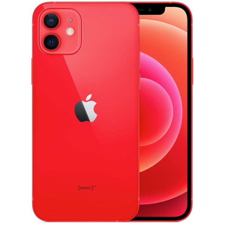 Apple 아이폰 12, 공기계, Red, 256GB