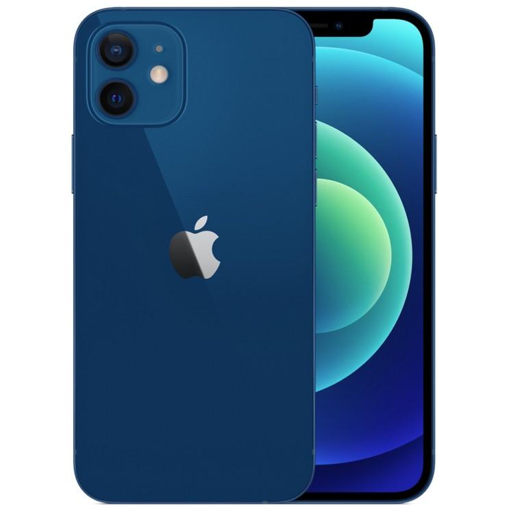 Apple 아이폰 12, 공기계, Blue, 128GB