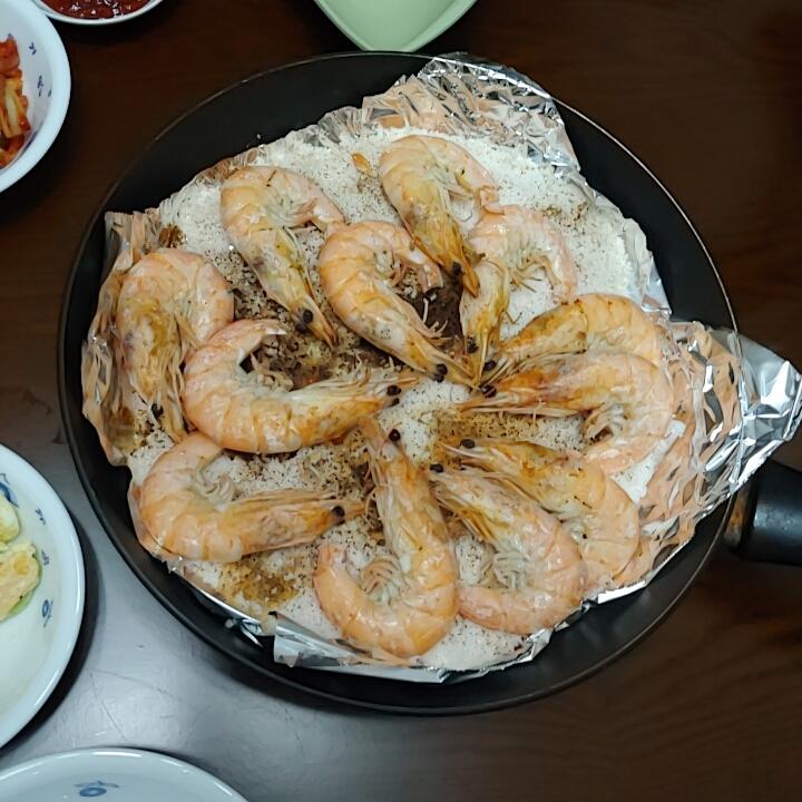 [요리 손질] 대하구이,새우구이,흰다리새우,집에서 대하구이,집에서 새우구워먹기