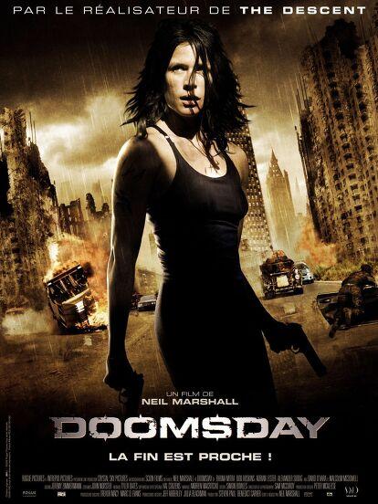 둠스데이 : 지구 최후의 날(2008)
