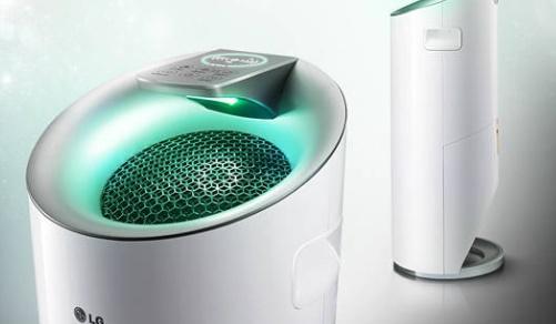 삼성 큐브 공기 청정기 값이 이정도에는 이유가 다 있다고 ?