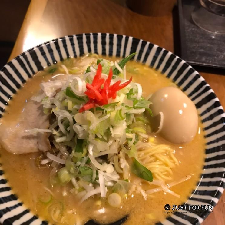 서면라멘, 골목식당에 출연한 일본라멘 맛집