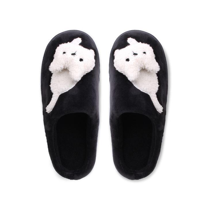 22일 세일 슈퍼카미트 여성용 고양이 겨울 털 슬리퍼 WT330! 구매하는법