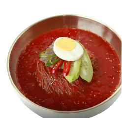 유투버들 먹방으로 유명한 맛있는 매운맛 송주불냉면 추천드려요~