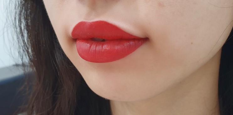 셀프 반영구 :: 입술문신도 셀프로 가능해요! / 입술시술 시 주의할 점 / 셀프눈썹문신 후기