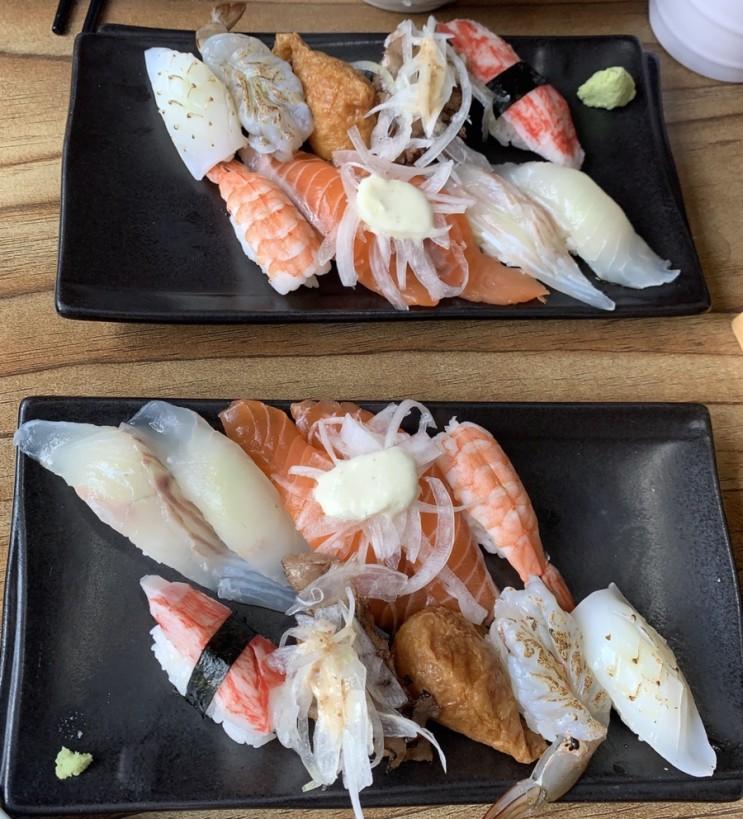 인천 동암역 맛집) 초밥 몬스터