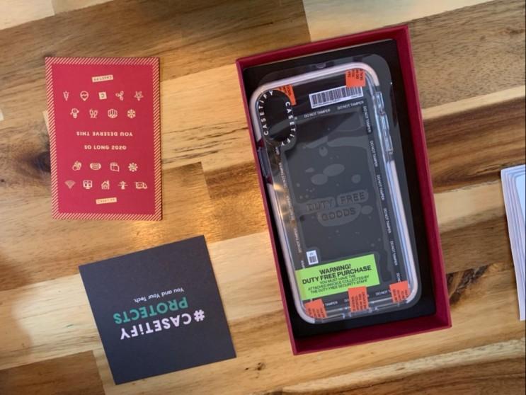 아이폰12 Pro 케이스 케이스티파이 20% 프로모션코드 할인코드 공유