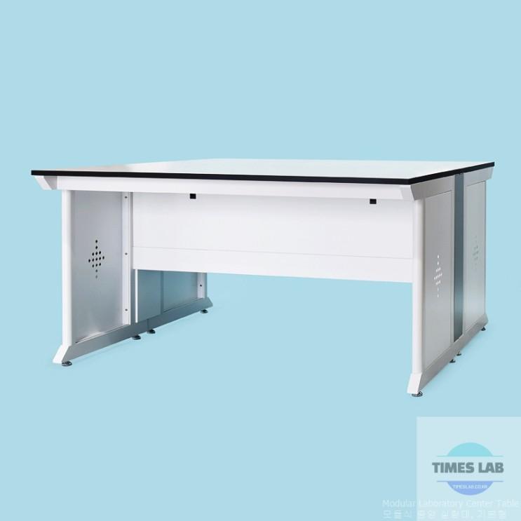 Modular Laboratory Center Table / 모듈식 중앙 실험대, 기본형
