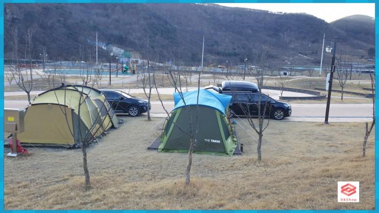 경북 청도 캠핑장