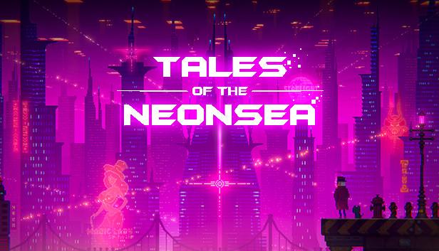 에픽게임즈 테일즈 오브 네온 씨 Tales of the Neon Sea 어드벤쳐 인디게임 무료다운 등록 사양 한글 미지원