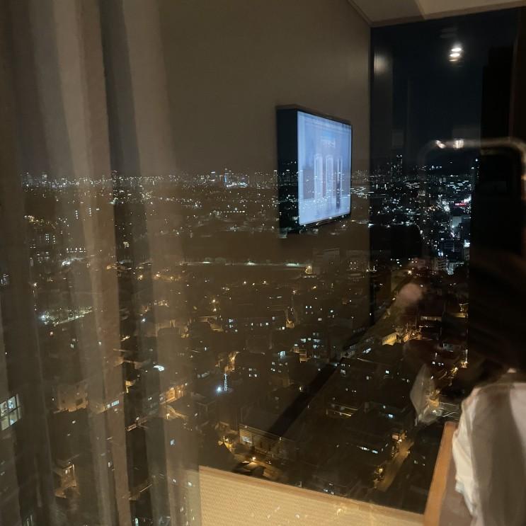 포포인츠 바이 쉐라톤 서울역 호텔 호캉스