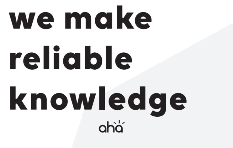 아하토큰(AHT) 소개! 전문지식 검색은 아하! 믿을수 있는 지식컨텐츠를 만드는 아하(aha) 생태계! 지식으로 돈벌자!!
