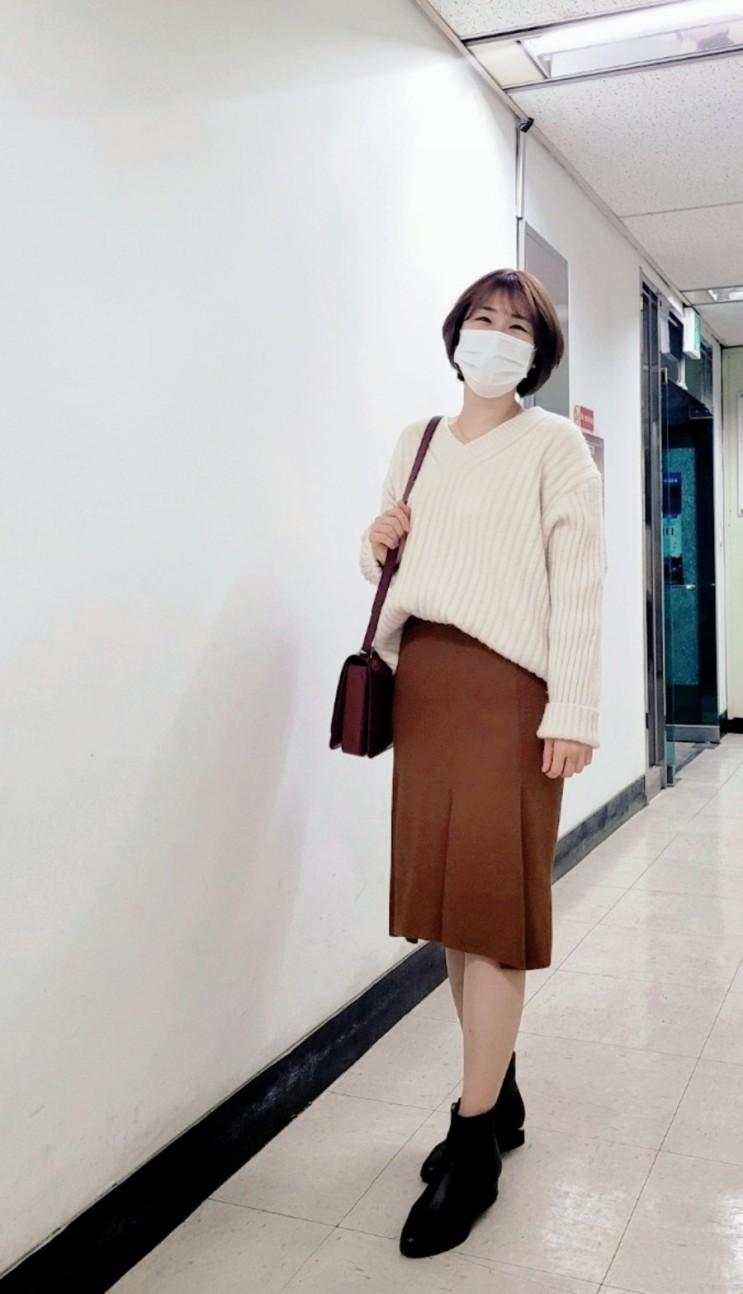[출근복] 엄마는 뭐 입었을까?