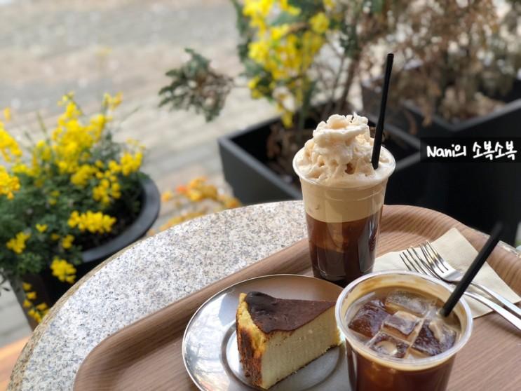 합정 벚꽃 보이는 식당, 카페 맛집(심플리타이, 마가렛렛리버)