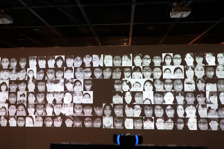 한가람디자인미술관 뉴 미디어아트 전시회