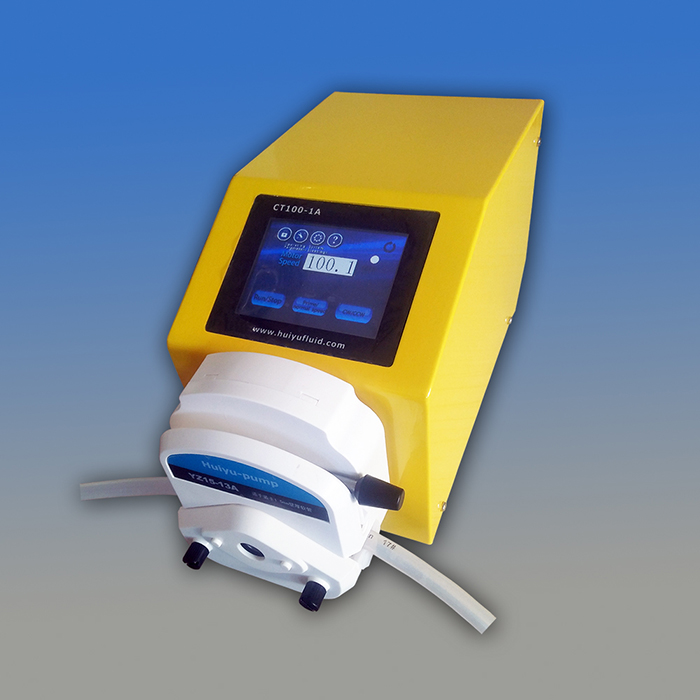 Touch screen pump - CT100-1A