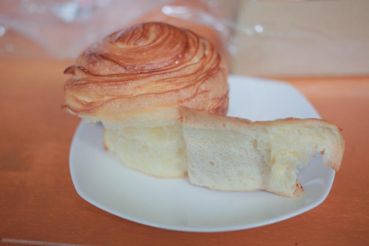 이마트 트레이더스 빵 추천! 몽블랑 데니쉬 (홈플러스 허니꿀블랑과 비교)