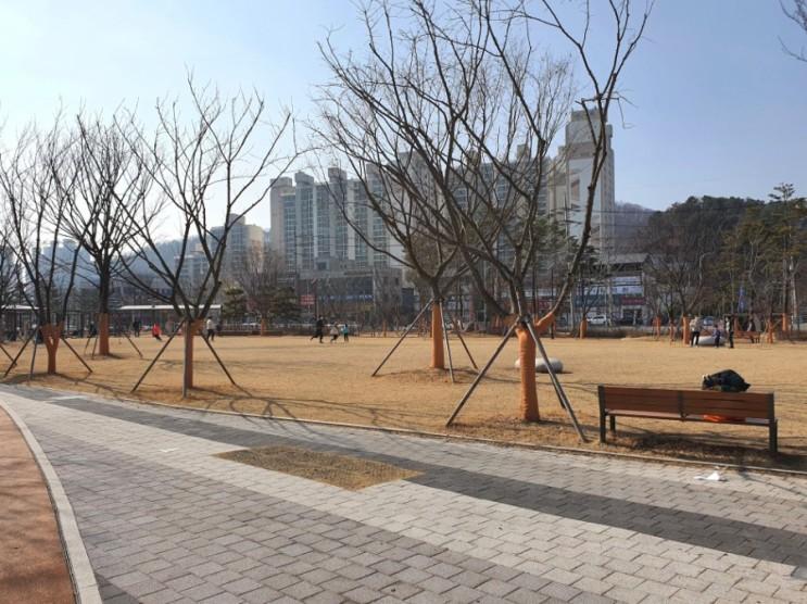 남양주 왕숙천 & 진접 장승다담공원 가볼만한곳