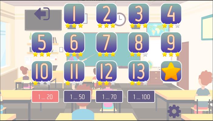 안드로이드 스마트폰용 사칙연산 게임 무료 정보(feat 식당이나 카페에서 아이들에게 폰을 보여줄때 유용한 게임)
