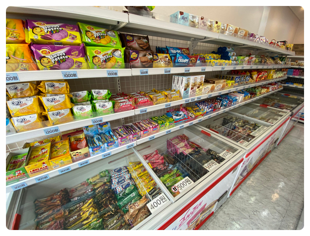 율하 휴먼시아 디저트 가게 응응스크르 대구율하2호점 방문
