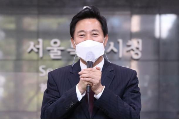 서울시장 오세훈 부산시장 박형준 국민의힘 공약