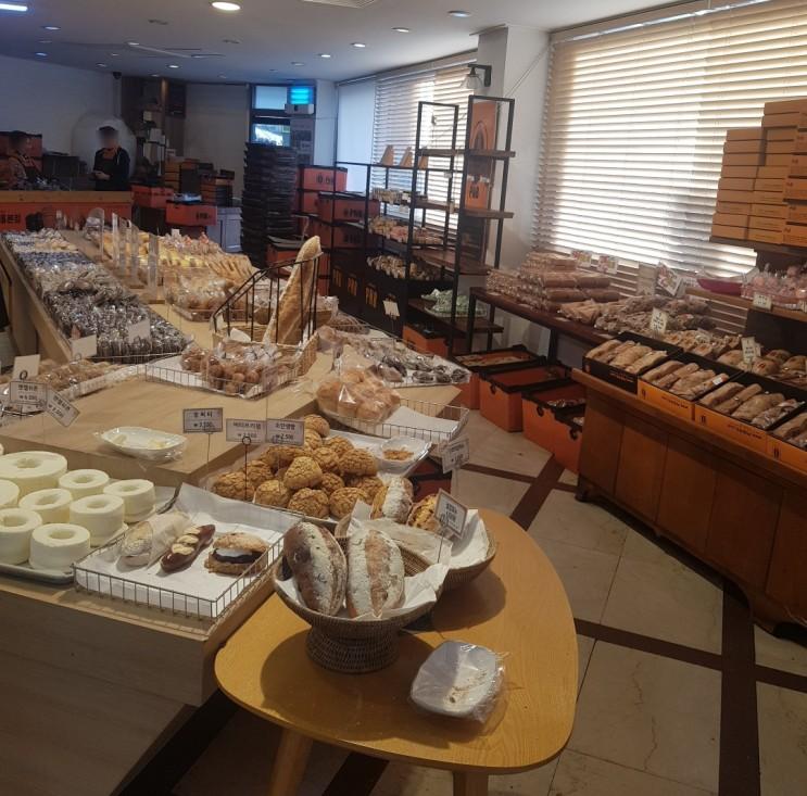 전주 빵집,  PNB 풍년제과에서 초코파이말고 다른빵