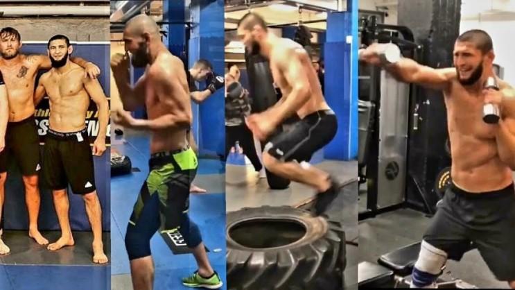 매니저, 함잣 치마예프 훈련 복귀 7~8월 UFC 출전.. 게이치는 적절한 상대 기다리는 중
