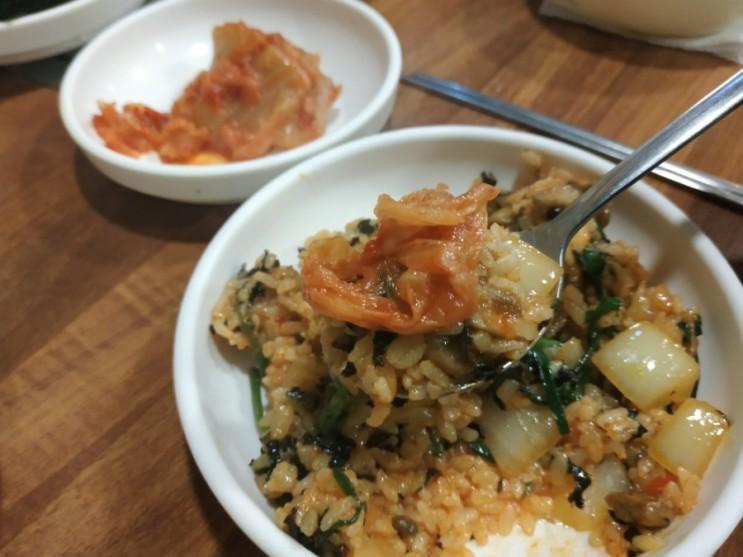 [가산디지털단지 맛집] 가산디지털단지 맛집 동산미 철판볶음밥도 맛있네요~  김치 볶음이 맛있어요~ / 가산디지털단지 철판볶음밥7000원!