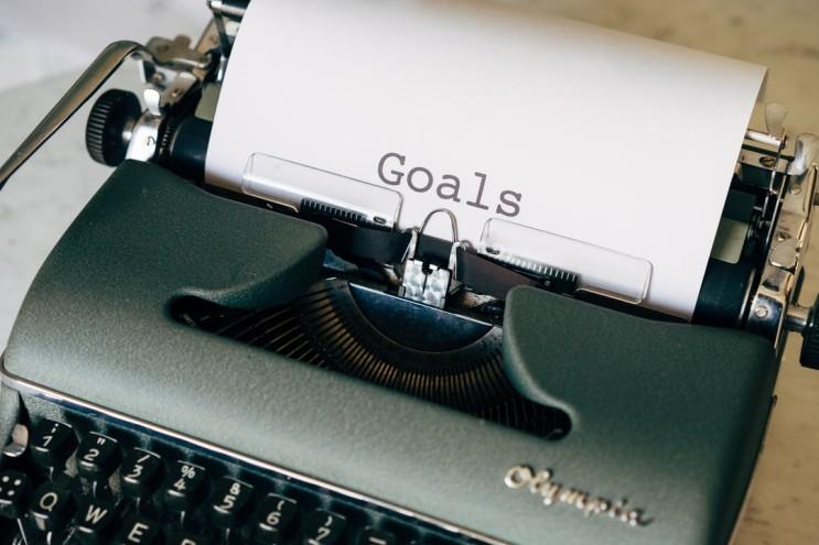 성취를 위한 작은 목표 세우기 : 글쓰기 100일 첼린지