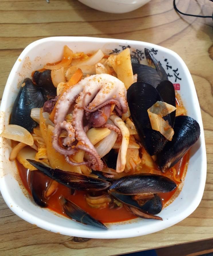 짬뽕이 맛있는 중국집, 용화루