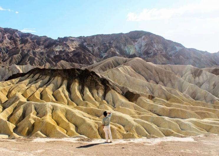 [뉴멕시코 교환학생] 3월 Spring Break 서부 여행 (Mar 13~17) (Day 3) - Death Valley National Park