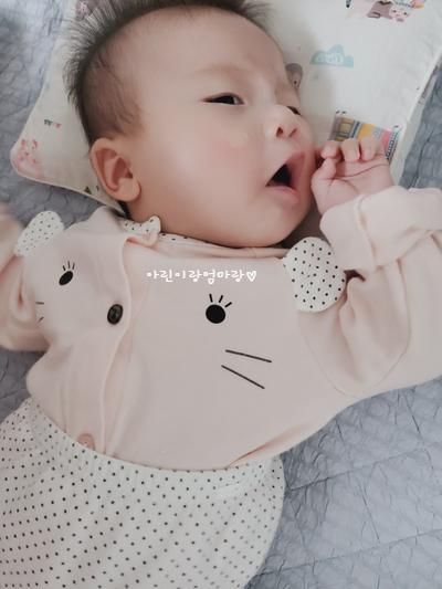 82일차-아기 여름옷, 아기의자,흑백모빌 컬러모빌,손빨기