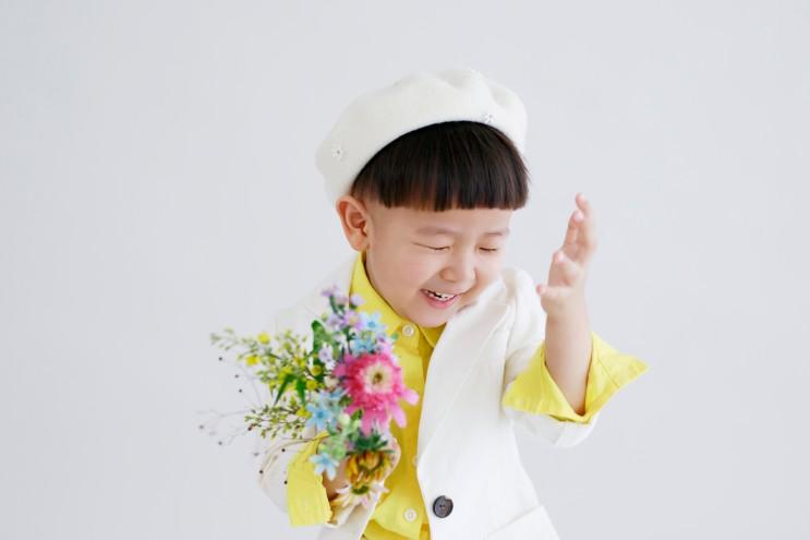 [아동한복] 천일기념사진, 세돌한복이 궁금하시다면 보고 가세요^^