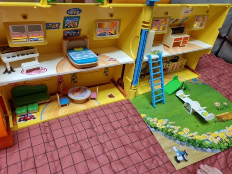 뽀로로 장난감 역할놀이 가능한 4세 유아 장난감