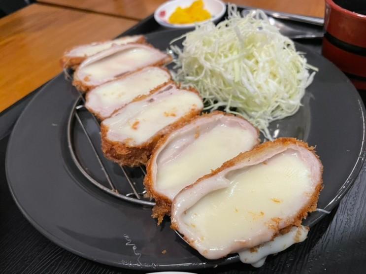 구로디지털단지, 직장인 점심 수제 돈카츠 맛집 홍주식당