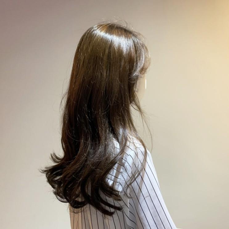 동탄 미용실, 동탄 긴머리 염색은 준오헤어 동탄 카림애비뉴 미용실