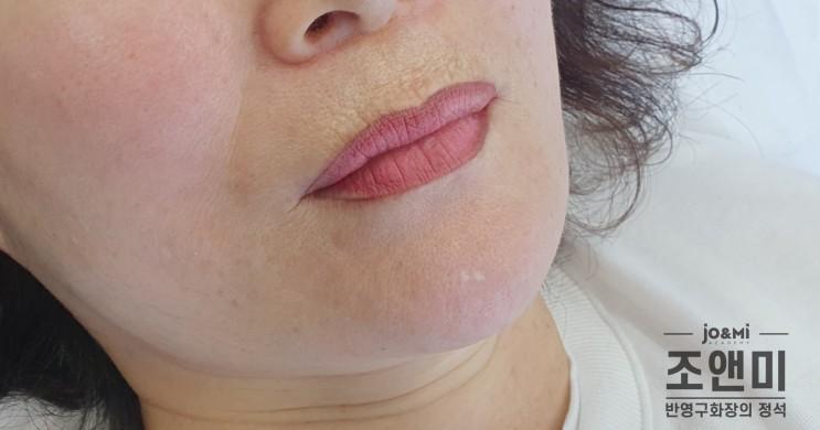얇고 작은 입술 도톰하게 하고 싶을땐? 주의사항 / 입술반영구 후기 / 필러와 입술문신의 차이
