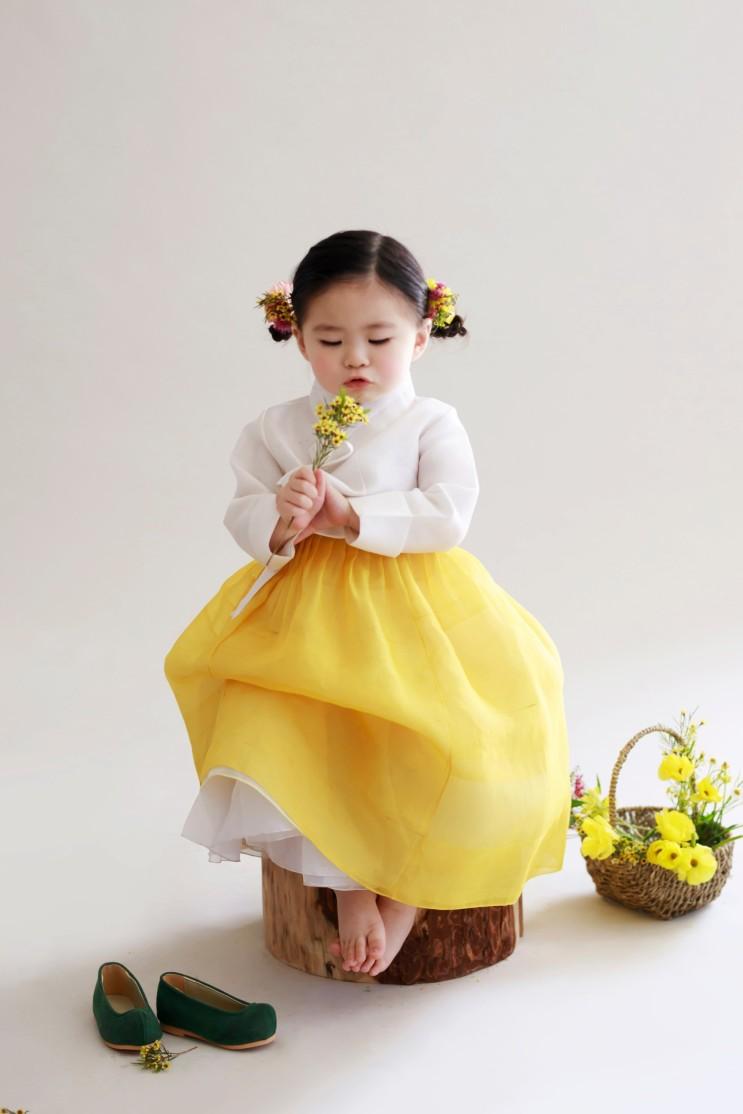 [서울두돌사진] 두번째생일 귀염뽀짝함 가득 남겨드리는 곳 서울두돌사진 전문 스튜디오 하늘정원💛