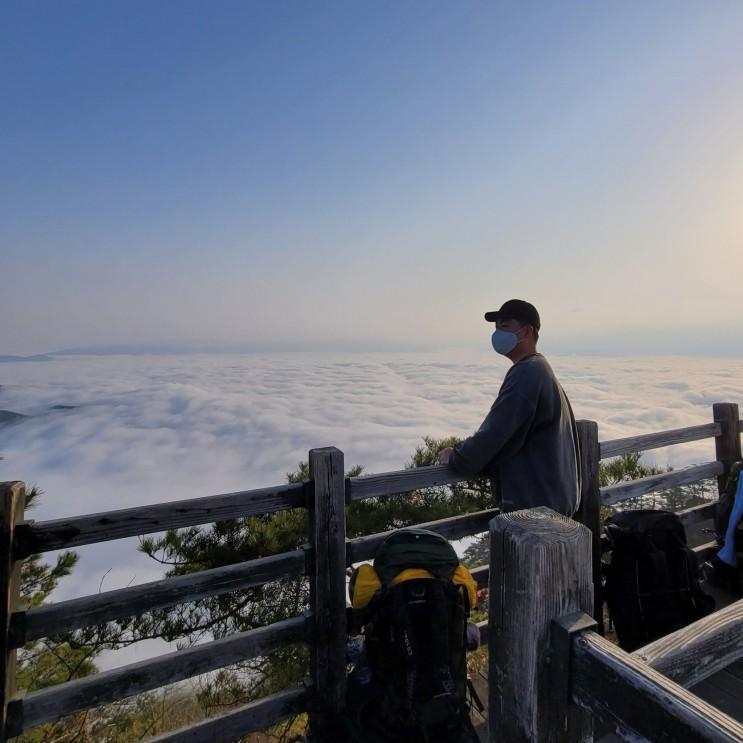 삼악산 등산코스 의암매표소에서 등선폭포로