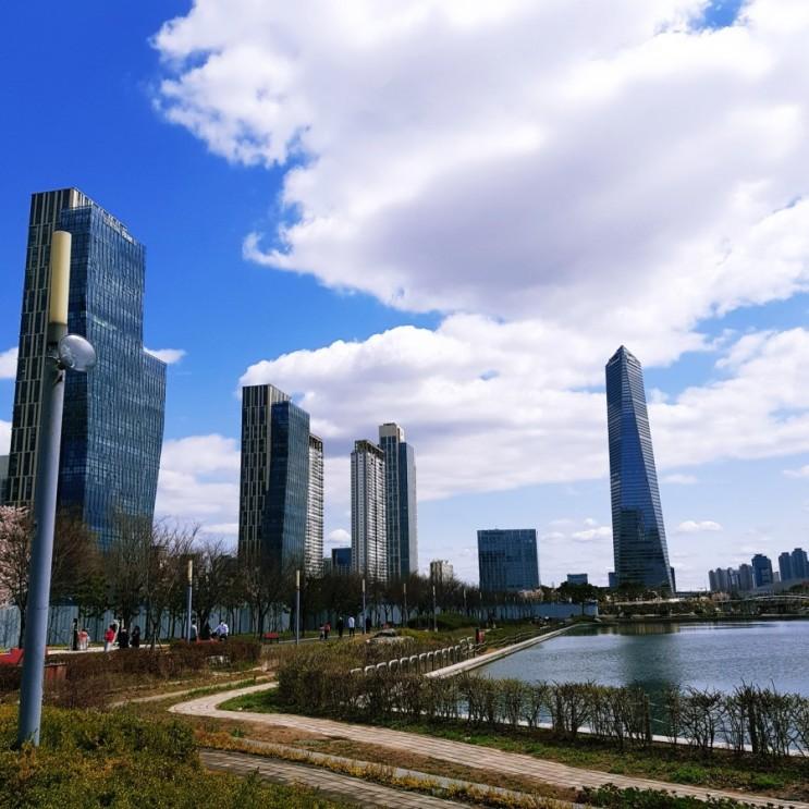 4월26일부터 인천 송도 M6450 친환경2층 전기버스 운행시작(송도 - 삼성역)