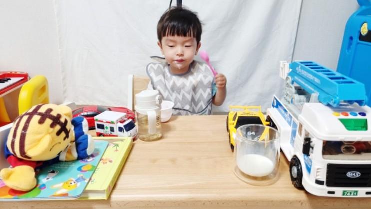 세이지풀 유아책상, 한달 사용한 솔직한 선물받은 후기!