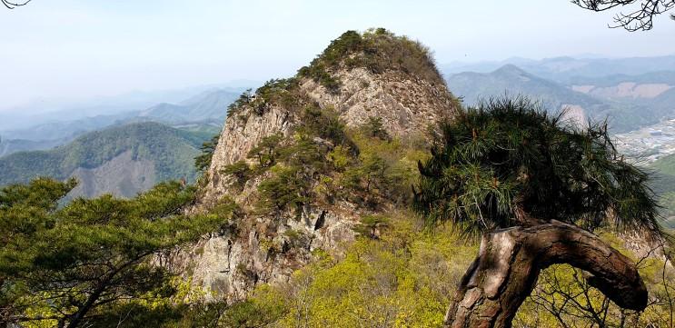 완주 천등산 _암골미와 자연미를 간직한 산