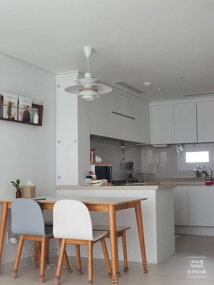 22평 아파트 신혼집 온라인 집들이! 화이트 인테리어