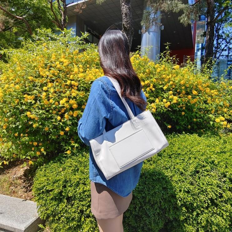 [언니돈언니산] STAND OIL  : Oblong bag 스탠드 오일 오블롱백 : 휘뚜루마뚜루 편한 데일리백 추천