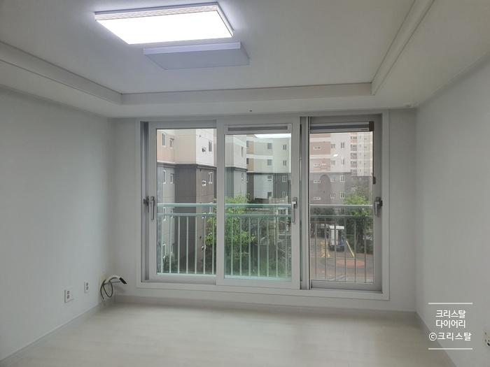 [이사준비] 22평 아파트, 새 신혼집 화이트 인테리어로 리모델링 했어요 :)