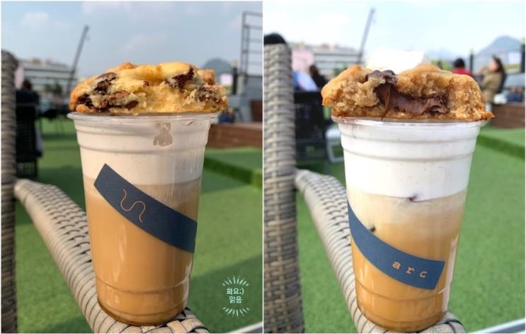 인왕산이 품고있는 쿠키 맛집 #카페아르크