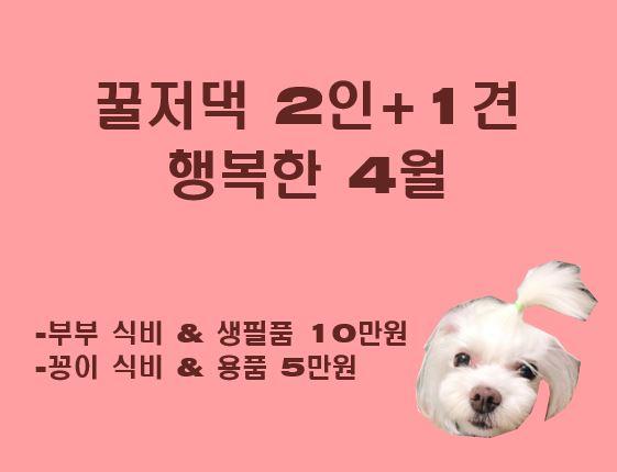 [가계부] 4/27 생활비 15만원살기