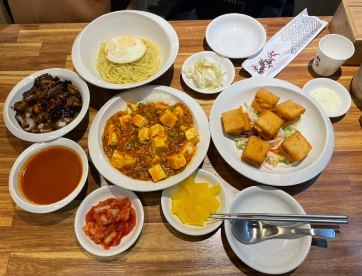"""부평맛집 가성비 좋고 맛도 좋은 중식당 추천 - """"란"""" 중식당"""