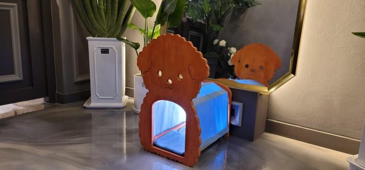애견하우스 너무 귀엽고 깜찍합니다!