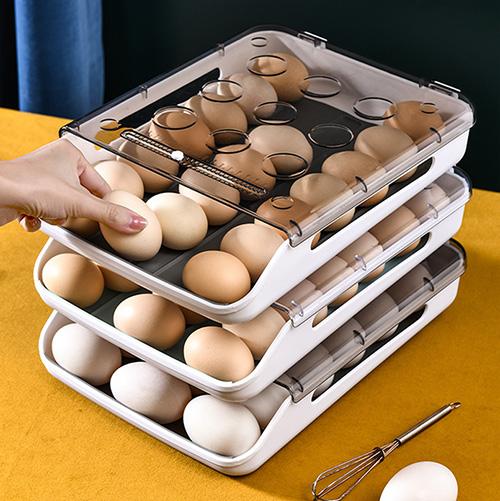 계란 달걀 에그 박스 트레이 케이스 보관함 정리함